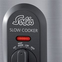 Slow cooker Solis 820 bediening